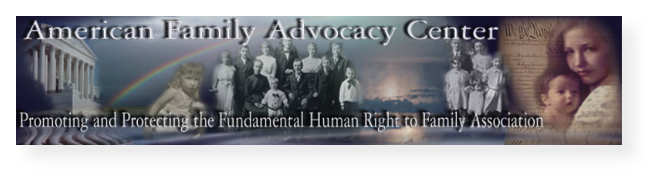 American Family Advocacy Center Banner